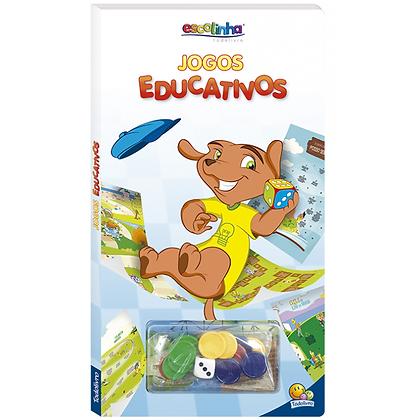 ESCOLINHA JOGOS EDUCATIVOS