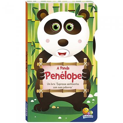 GIRE E APRENDA SENTIMENTOS: PANDA PENELOPE, A