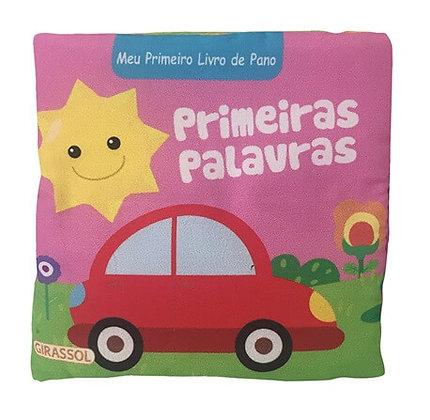 MEU PRIMEIRO LIVRO DE PANO - PRIMEIRAS PALAVRAS