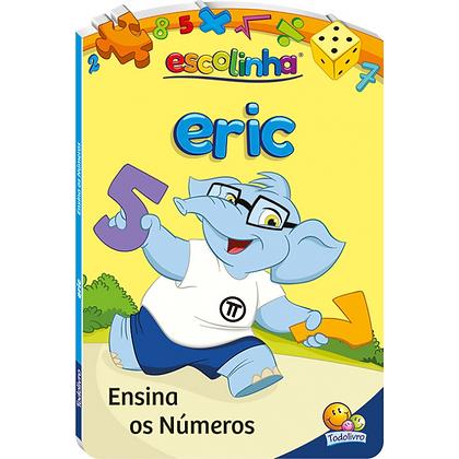 Amigos Da Escolinha...Eric Ensina Os Numeros