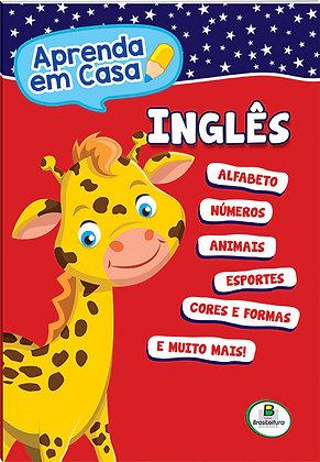 APRENDA EM CASA INGLES VU