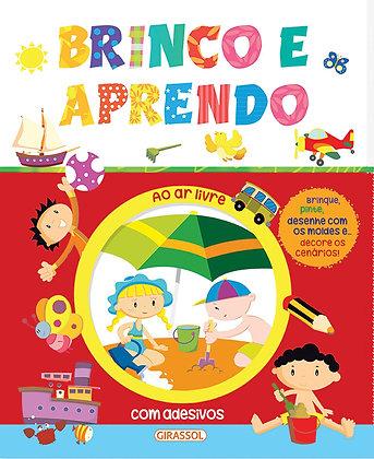 BRINCO E APRENDO - AO AR LIVRE