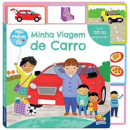MEU MUNDO E EU - C/ABAS: MINHA VIAGEM DE CARRO