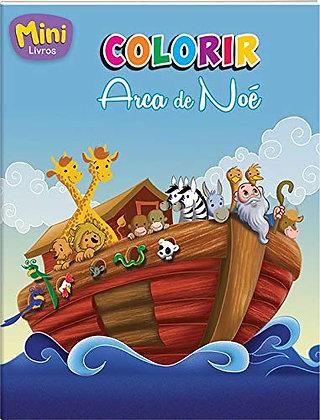 MINI - COLORIR: ARCA DE NOE