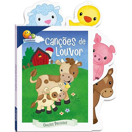 ORACOES PRECIOSAS: CANCOES DE LOUVOR