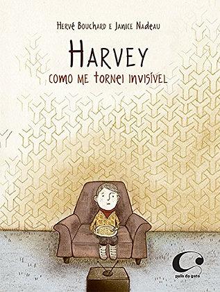 HARVEY - COMO ME TORNEI INVISIVEL