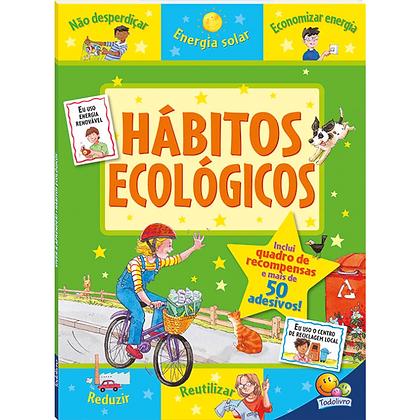 VIVER E APRENDER! HABITOS ECOLOGICOS