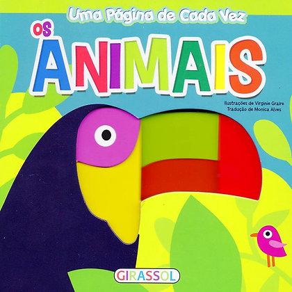 Uma Página De Cada Vez - Os Animais