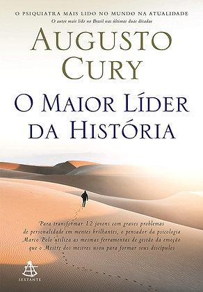 MAIOR LIDER DA HISTORIA, O