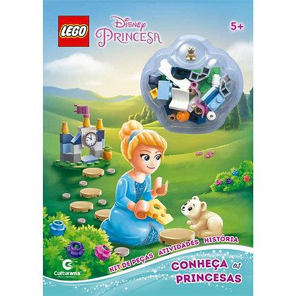 LEGO DISNEY PRINCESAS: CONHECA AS PRINCESAS