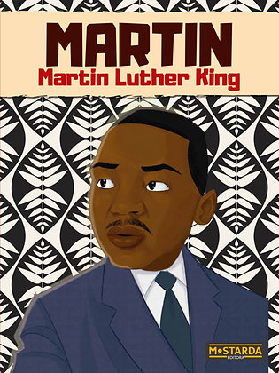 Col. Black Power - Martin Luther King