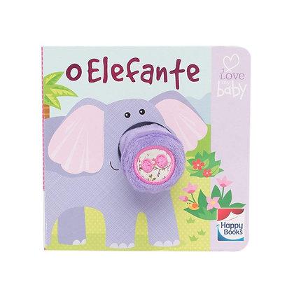 ILMB DEDINHOS DIVERTIDOS: ELEFANTE, O