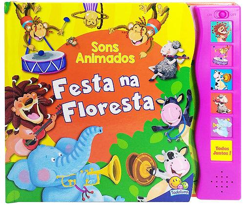 SONS ANIMADOS: FESTA NA FLORESTA
