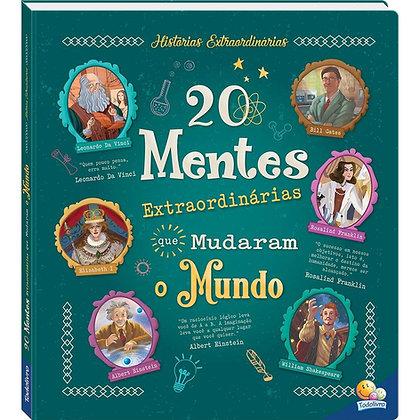 HISTORIAS EXTRAORDINARIAS: 20 MENTES...QUE MUDARAM