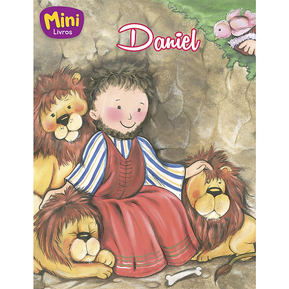 MINI - BIBLICOS: DANIEL