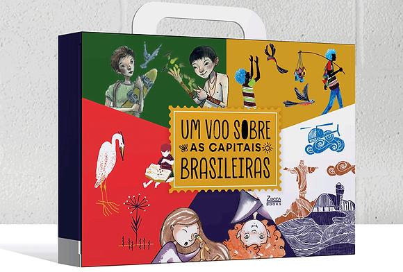 Um Voo Sobre As Capitais Brasileiras