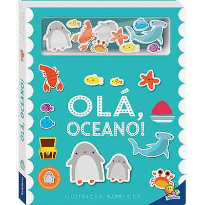AMIGOS DE FELTRO: OLA, OCEANO!