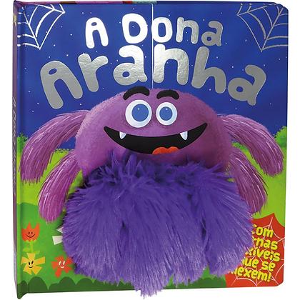 UM LIVRO-DEDOCHE: DONA ARANHA, A
