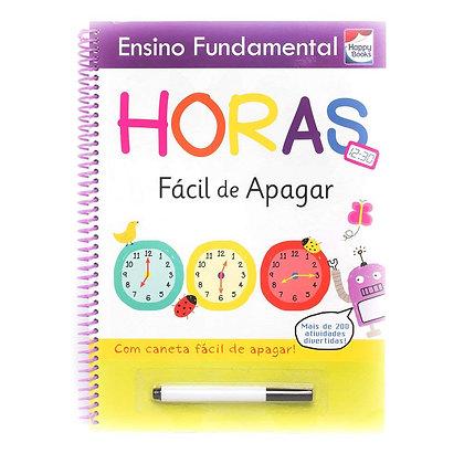 ENSINO FUNDAMENTAL - FACIL DE APAGAR: HORAS