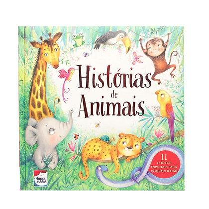 MEU PRIMEIRO TESOURO: HISTORIAS DE ANIMAIS