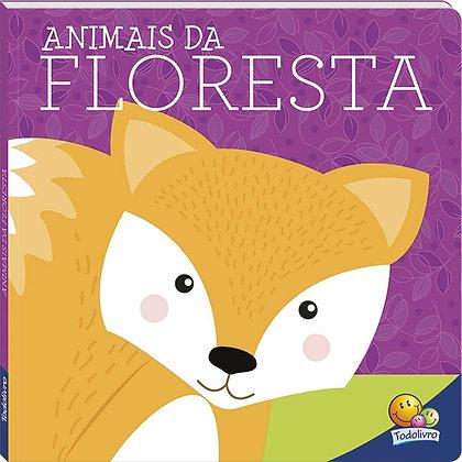 AMIGOS FOFOS: ANIMAIS DA FLORESTA