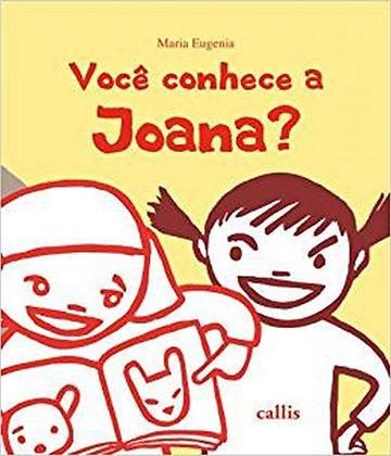 CL - VOCE CONHECE A JOANA? - INGLES - 1ED - BR