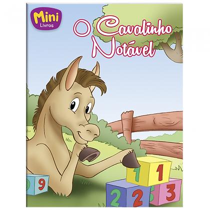MINI - ANIMAIS: CAVALINHO NOTAVEL, O
