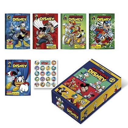 Box Hq Disney Aventuras Disney - Ed. 0 A 4