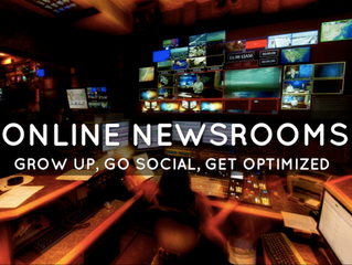 The Need For An Online Newsroom