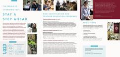 Fordham University Graduate School of Education Brochure