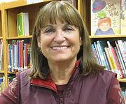 Image of Ellen Lazer.