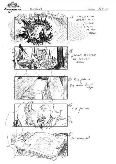 Storyboard Sc164 (Johnson-burned Rose)