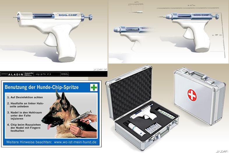 Chip-Gun Final Set