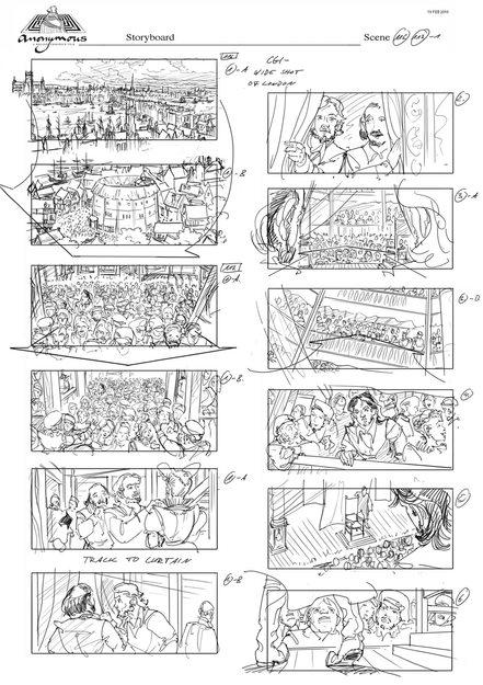 Storyboard Sc116_117 (Richard III.)