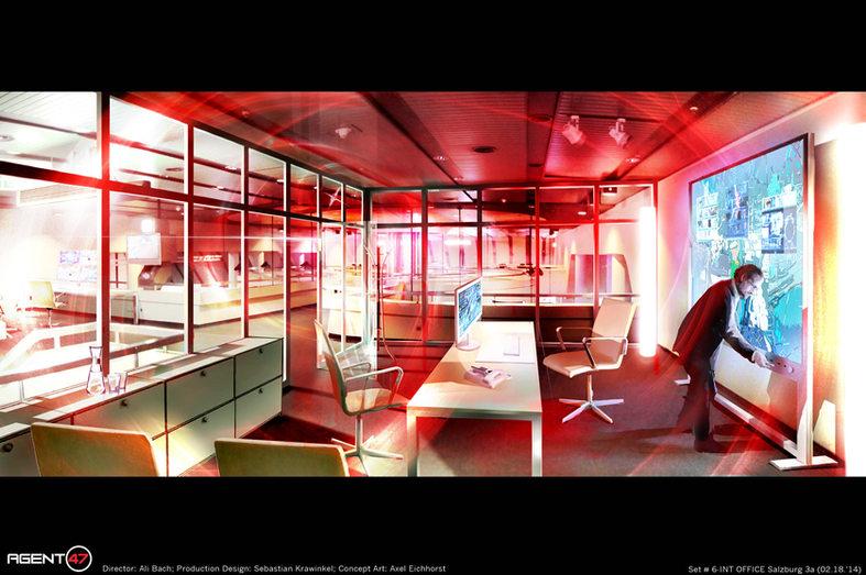 """Agent 47"", 20th Century Fox, ©2014 director: Alexander Bach, prod.-design:Sebastian Krawinkel"