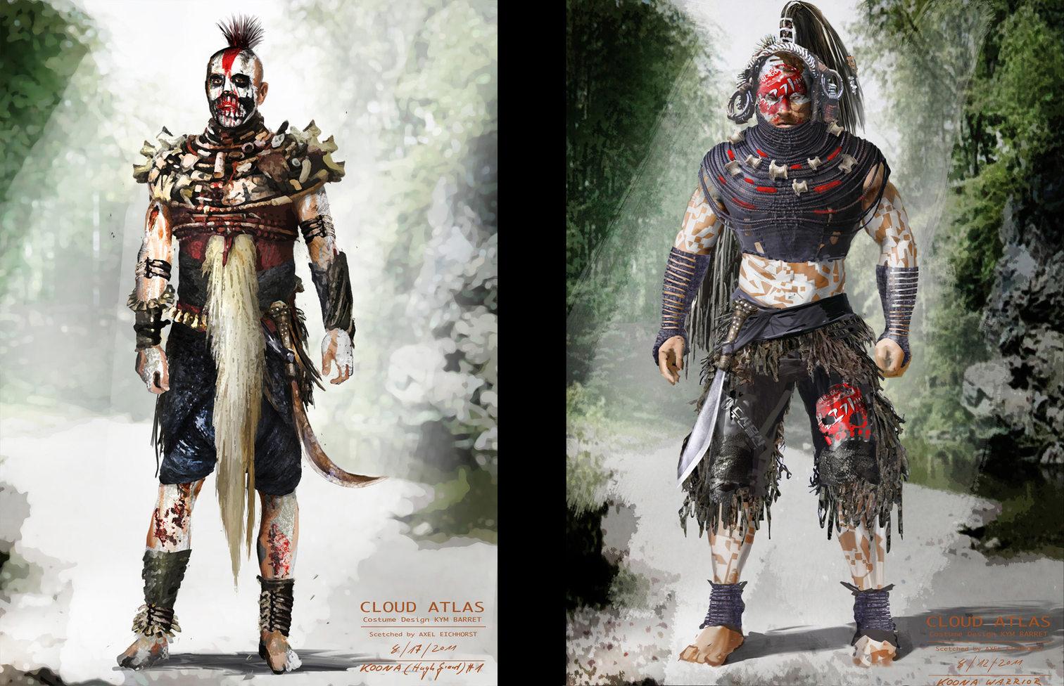 Kona (Hugh Grant) + Kona 2