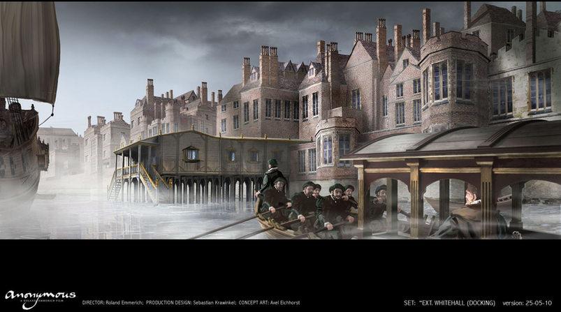 Ext. Whitehall Docking