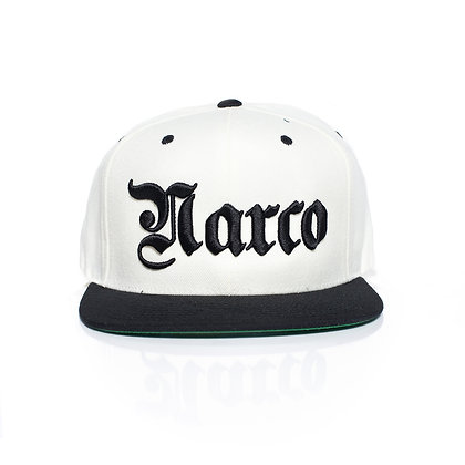 NARCO WHITE & BLACK