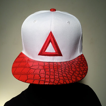 WHITE RED CROC (SOLD OUT)