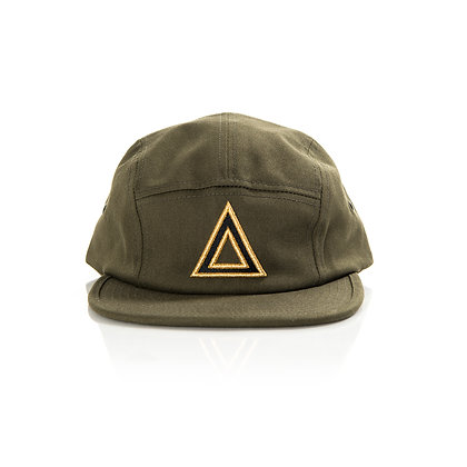 5 PANEL OLIVE GREEN