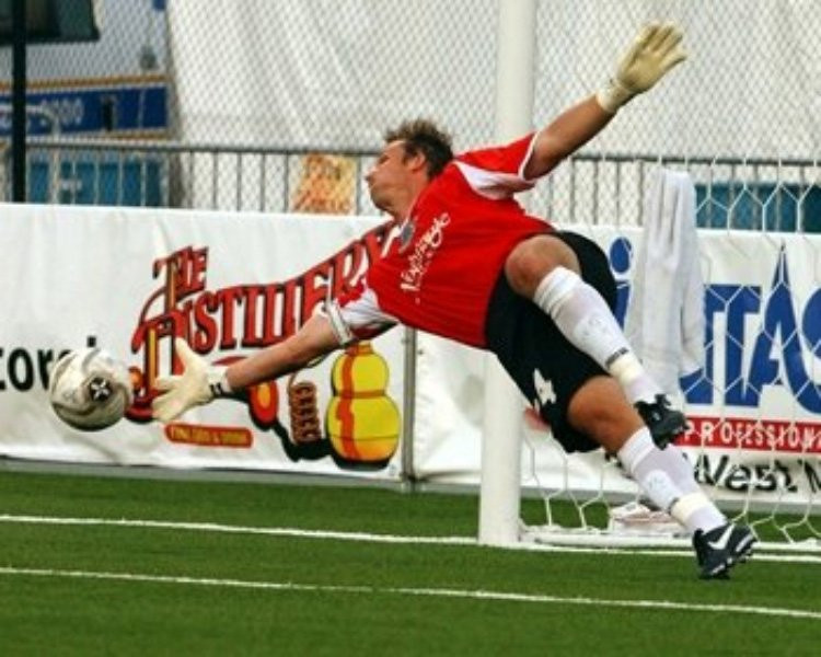 Scott Vallow Rochester Rhinos