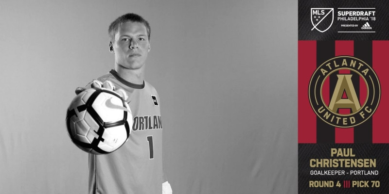 Paul Christensen MLS SuperDraft