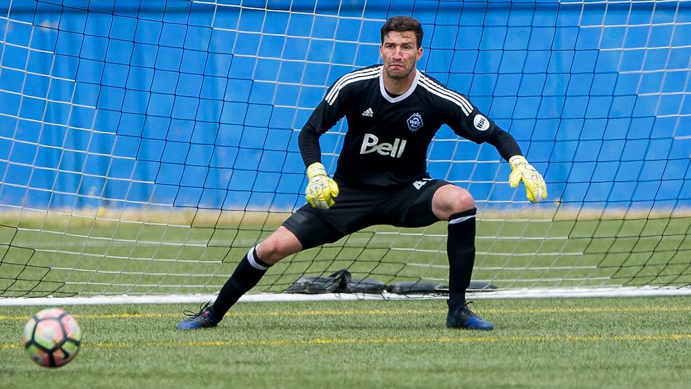 Sean Melvin Vancouver Whitecaps