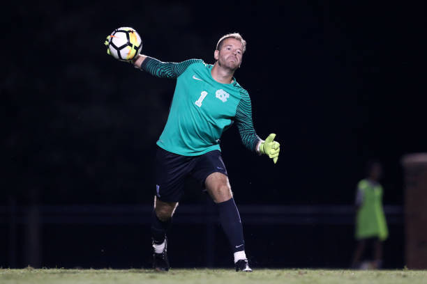 James Pyle UNC Men's Soccer