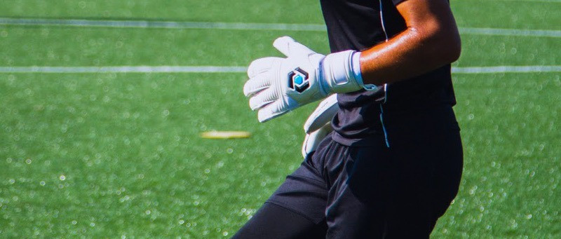 Locus Pro Lucas Hatsios Goalkeeper Gloves