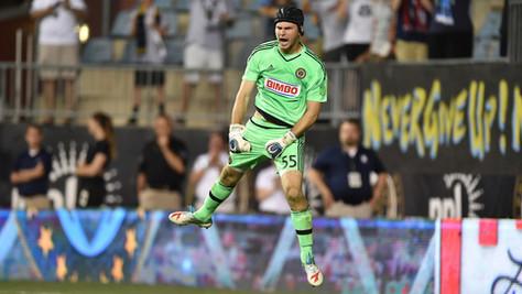 Hard work pays off, just ask MLS goalkeeper John McCarthy!