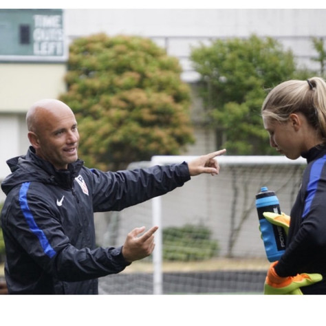 Experience at every level! An in-depth interview with CSA Director of Goalkeeping Philip Poole.