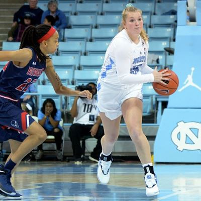 Claudia Dickey UNC Basketball