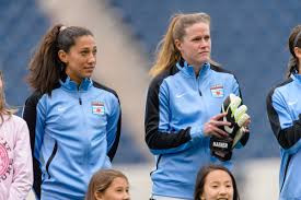 Alyssa Naeher Christen Press NWSL Chicago Red Stars