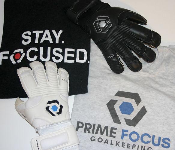 Goalkeepe Gloves & Apparel